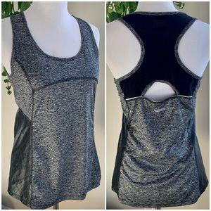 Catherine malandrino activewear tank top medium